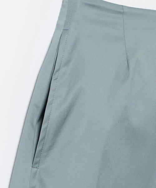 Demi-Luxe BEAMS(デミルクスビームス)/Demi-Luxe BEAMS / 切替フレアスカート/68270502002_img21