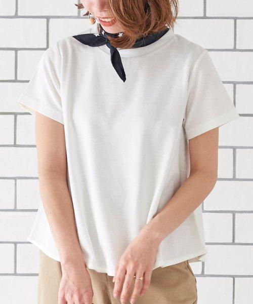 le.coeur blanc(ルクールブラン)/フレアTシャツ/3095013208_img10
