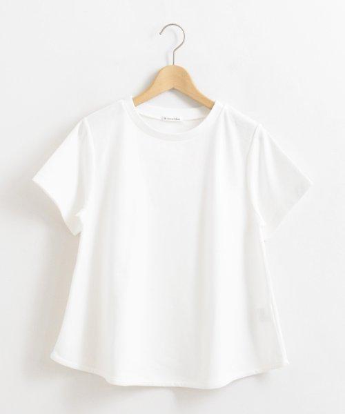 le.coeur blanc(ルクールブラン)/フレアTシャツ/3095013208_img15