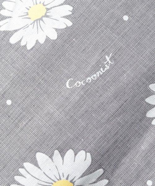 Cocoonist(コクーニスト)/フラワー柄晴雨兼用折りたたみ傘 日傘/QS0818311514_img04