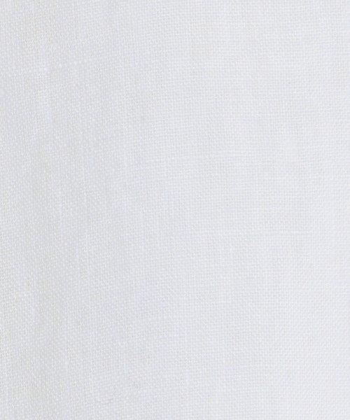 coen(コーエン)/【『リンネル』7月号掲載】フレンチリネンバンドカラーシャツ/76156009007_img13