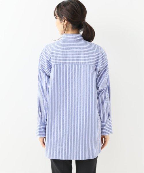 La TOTALITE(ラ トータリテ)/【TVドラマ着用】t.yamai paris ストライプシャツ/19050150000010_img05