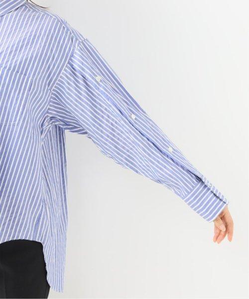 La TOTALITE(ラ トータリテ)/【TVドラマ着用】t.yamai paris ストライプシャツ/19050150000010_img08