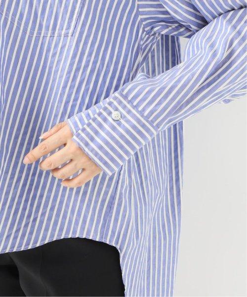 La TOTALITE(ラ トータリテ)/【TVドラマ着用】t.yamai paris ストライプシャツ/19050150000010_img09