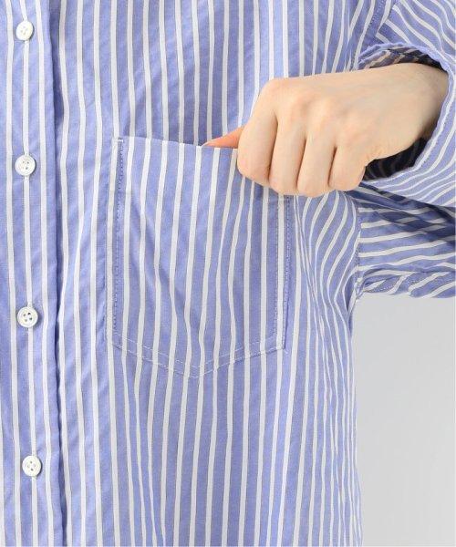 La TOTALITE(ラ トータリテ)/【TVドラマ着用】t.yamai paris ストライプシャツ/19050150000010_img11