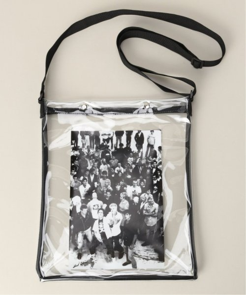 JOURNAL STANDARD(ジャーナルスタンダード)/IMAGE CLUB LIMITED×JS/ ICL別注:CLEAR BAG/19092610011610_img01