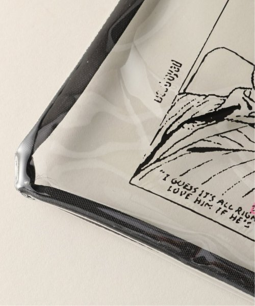 JOURNAL STANDARD(ジャーナルスタンダード)/IMAGE CLUB LIMITED×JS/ ICL別注:CLEAR BAG/19092610011610_img12