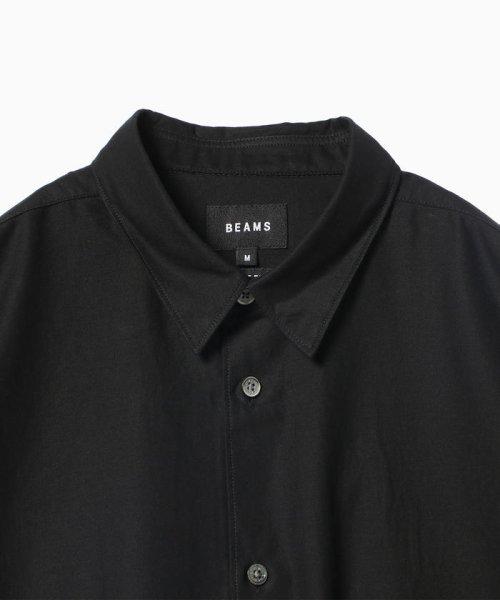 BEAMS OUTLET(ビームス アウトレット)/BEAMS / イージーフィット ミニレギュラーシャツ/11110912803_img12