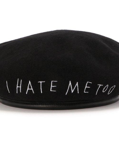 LHP(エルエイチピー)/AZS TOKYO/アザストーキョー/I HATE ME TOO BERET/ベレー帽/4202191020-60_img06