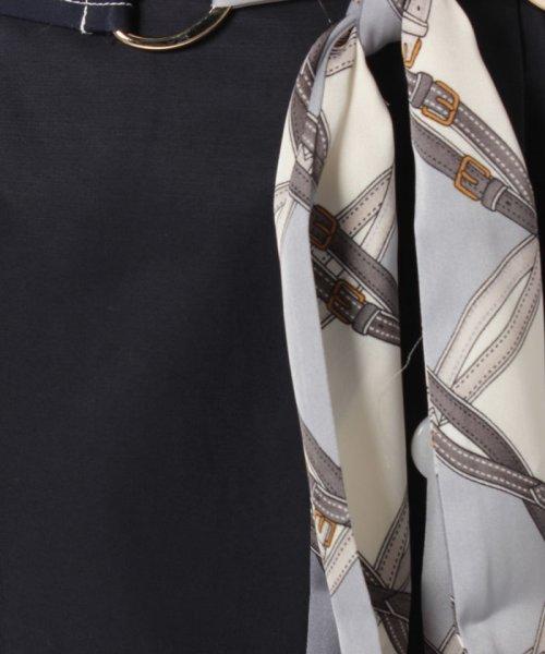 Rirandture(リランドチュール)/【美人百花5月号掲載】スカーフ付配色ステッチスカート/89131900_img20