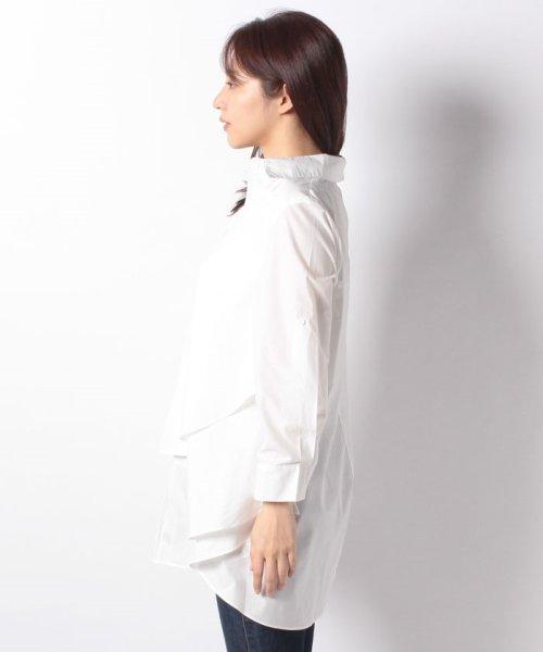 Bou Jeloud(ブージュルード)/裾フレア◆レイヤードシャツチュニック/691089_img15