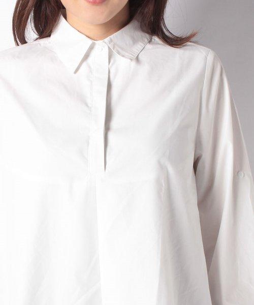 Bou Jeloud(ブージュルード)/裾フレア◆レイヤードシャツチュニック/691089_img17