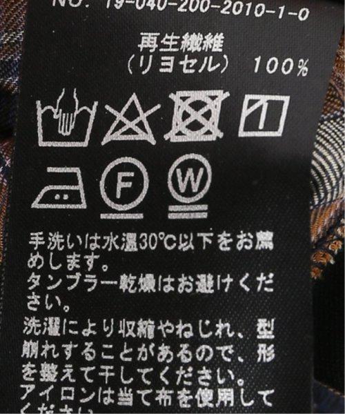 Spick & Span(スピック&スパン)/シアーチェックカシュクールワンピース◆/19040200201010_img16