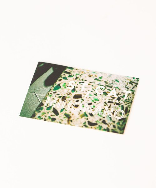 nano・universe(ナノ・ユニバース)/【MIHO NOJIRI × nano・universe】atelier ST,CAT/別注プレートフープイヤリング S/6719145036_img07