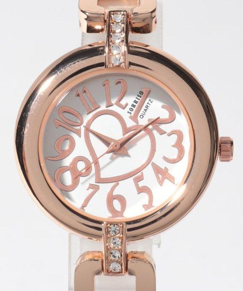 SP(エスピー)/【SORRISO】腕時計 SRF2-BLK/WTSRF2_img01