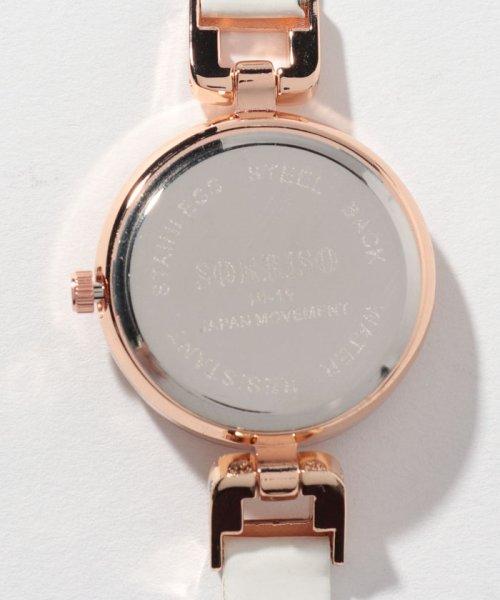 SP(エスピー)/【SORRISO】腕時計 SRF2-BLK/WTSRF2_img03