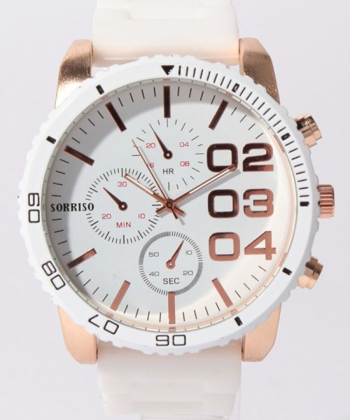 SP(エスピー)/【SORRISO】腕時計 SRF4 メンズ腕時計/WTSRF4_img01