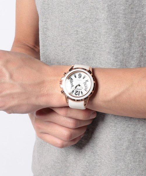 SP(エスピー)/【SORRISO】腕時計 SRF7-WHBK/WTSRF7_img04