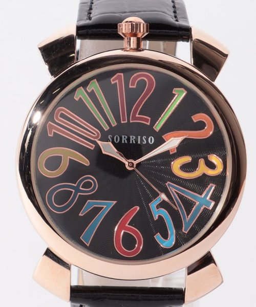 SP(エスピー)/【SORRISO】腕時計 SRF9L メンズ腕時計/WTSRF9L_img01