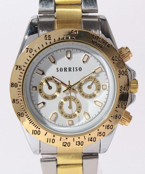 SP(エスピー)/【SORRISO】腕時計 SRHI10 メンズ腕時計/WTSRHI10_img01
