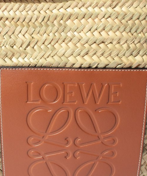 LOEWE(ロエベ)/【LOEWE】かごバッグ/BASKET LARGE【NATURAL/TAN】/32702S8100432435_img04