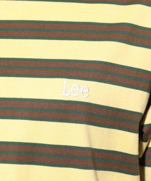 ViS(ビス)/【一部店舗限定】【Lee】ボーダーTシャツ/BVM79080_img05