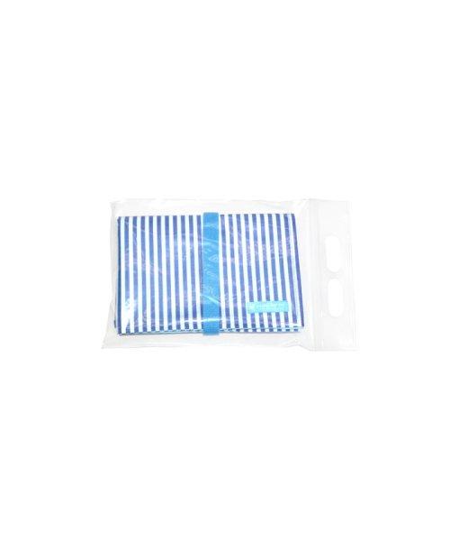 COLORFUL CANDY STYLE(カラフルキャンディスタイル)/レジャーシート ベーシックストライプ(綿100%)・青/N4807400_img02