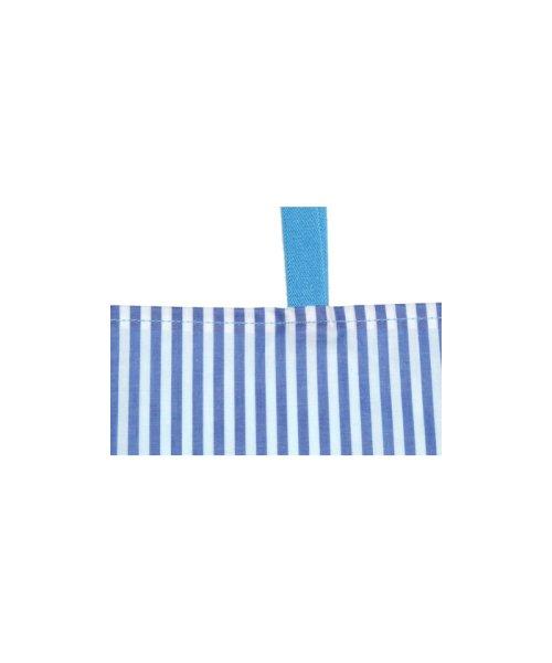 COLORFUL CANDY STYLE(カラフルキャンディスタイル)/レジャーシート ベーシックストライプ(綿100%)・青/N4807400_img04