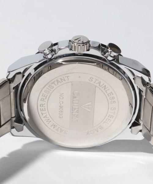 SELECT(SELECT)/〈CADISEN/カディセン〉クロノグラフ 日付カレンダー C9063 腕時計/41881144_img04