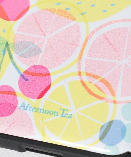 Afternoon Tea LIVING(アフタヌーンティー・リビング)/【ミラー付き】モチーフ柄iPhone8/7バンパーケース/GC1119204089_img23