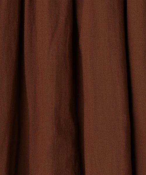 coen(コーエン)/【『リンネル』6月号掲載・2WAY】インディアンコットンリバーシブルスカート ( フレアスカート ティアードスカート )/76706039005_img35
