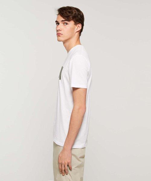 SISLEY(シスレー(メンズ))/オーガニックコットンプリント半袖Tシャツ・カットソー/19P3TM4O12F7_img03