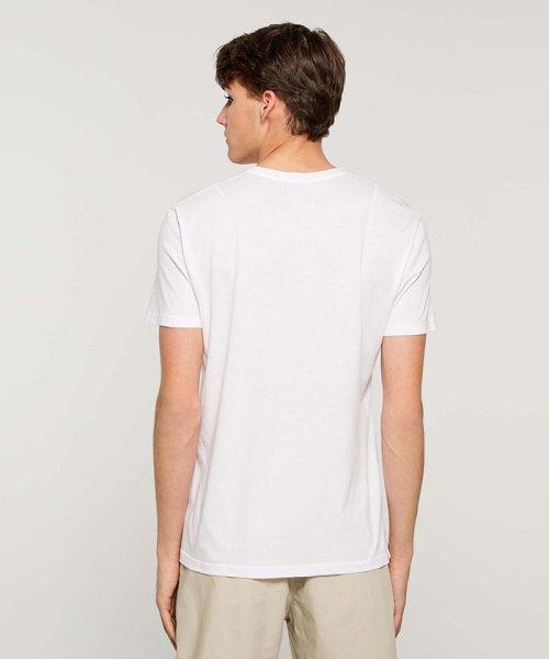 SISLEY(シスレー(メンズ))/オーガニックコットンプリント半袖Tシャツ・カットソー/19P3TM4O12F7_img04