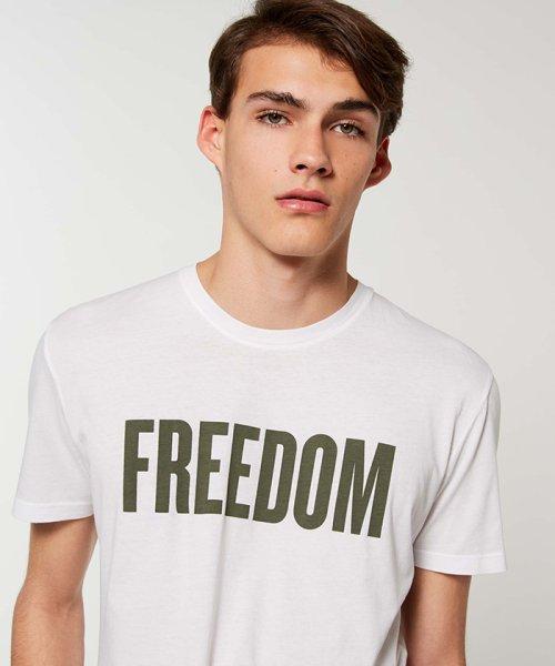 SISLEY(シスレー(メンズ))/オーガニックコットンプリント半袖Tシャツ・カットソー/19P3TM4O12F7_img05