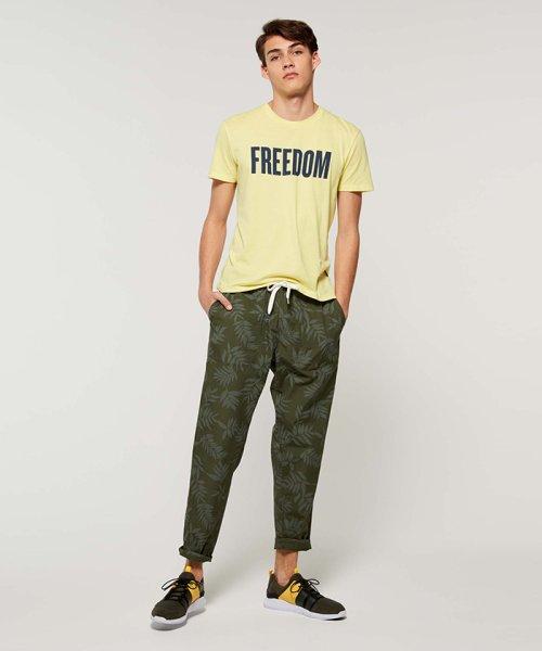 SISLEY(シスレー(メンズ))/オーガニックコットンプリント半袖Tシャツ・カットソー/19P3TM4O12F7_img14