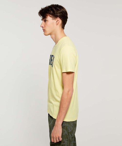 SISLEY(シスレー(メンズ))/オーガニックコットンプリント半袖Tシャツ・カットソー/19P3TM4O12F7_img15