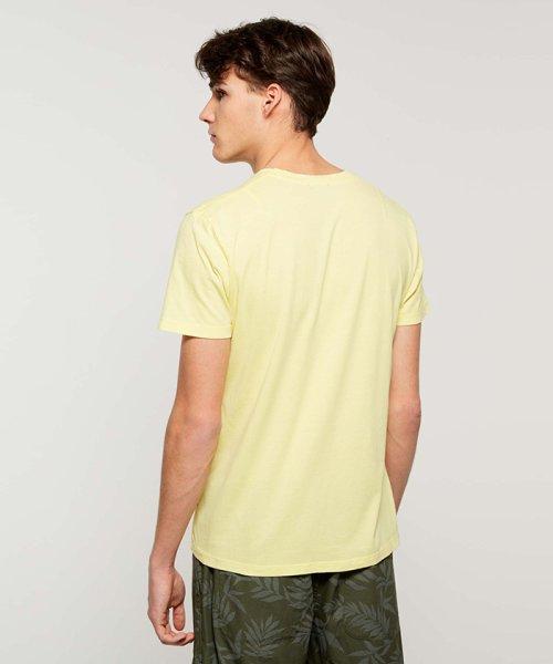 SISLEY(シスレー(メンズ))/オーガニックコットンプリント半袖Tシャツ・カットソー/19P3TM4O12F7_img16