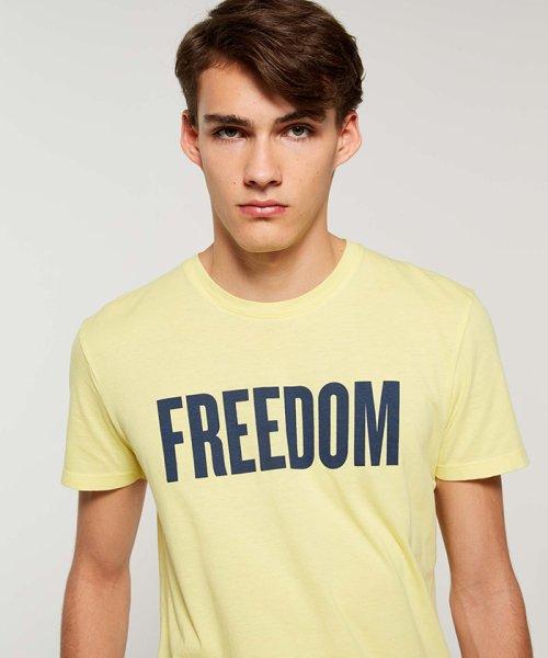 SISLEY(シスレー(メンズ))/オーガニックコットンプリント半袖Tシャツ・カットソー/19P3TM4O12F7_img17