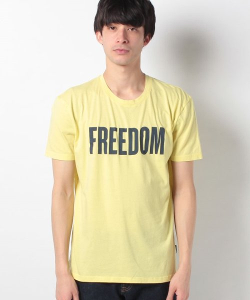 SISLEY(シスレー(メンズ))/オーガニックコットンプリント半袖Tシャツ・カットソー/19P3TM4O12F7_img19