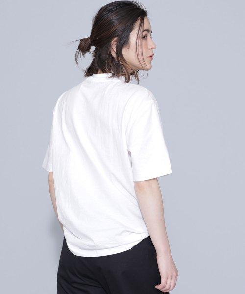 nano・universe(ナノ・ユニバース)/Calvin Klein Jeans/ON THE NECK TEE/6719124060_img02