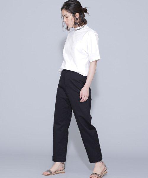nano・universe(ナノ・ユニバース)/Calvin Klein Jeans/ON THE NECK TEE/6719124060_img03