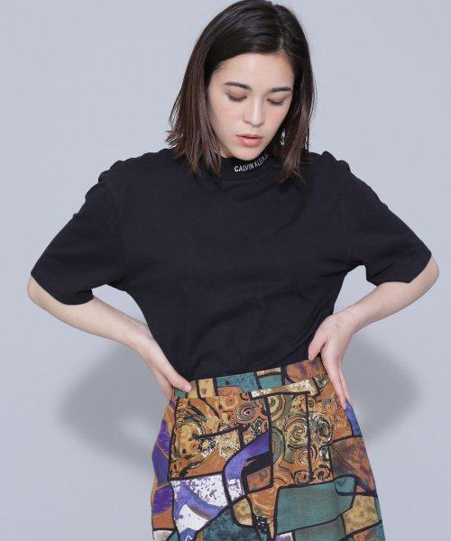 nano・universe(ナノ・ユニバース)/Calvin Klein Jeans/ON THE NECK TEE/6719124060_img04