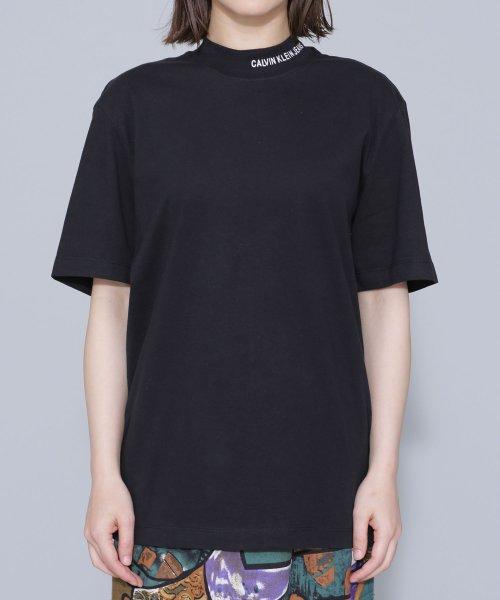 nano・universe(ナノ・ユニバース)/Calvin Klein Jeans/ON THE NECK TEE/6719124060_img06