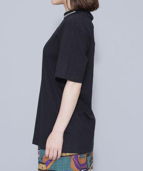 nano・universe(ナノ・ユニバース)/Calvin Klein Jeans/ON THE NECK TEE/6719124060_img07