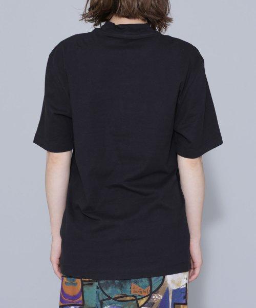 nano・universe(ナノ・ユニバース)/Calvin Klein Jeans/ON THE NECK TEE/6719124060_img08