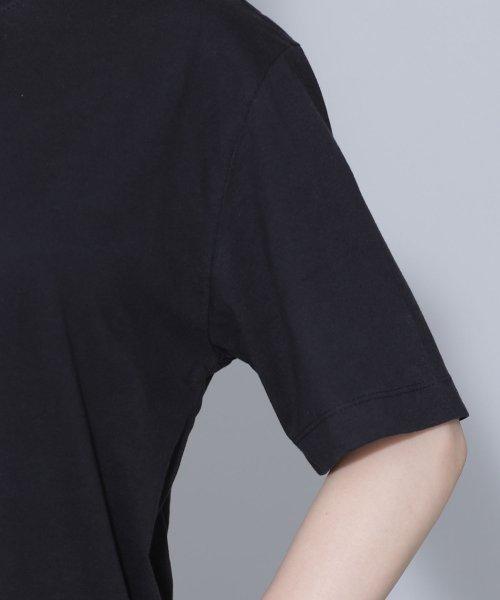 nano・universe(ナノ・ユニバース)/Calvin Klein Jeans/ON THE NECK TEE/6719124060_img10