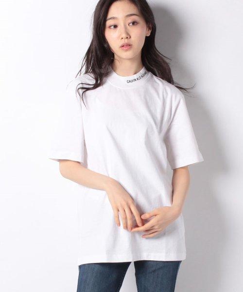 nano・universe(ナノ・ユニバース)/Calvin Klein Jeans/ON THE NECK TEE/6719124060_img16