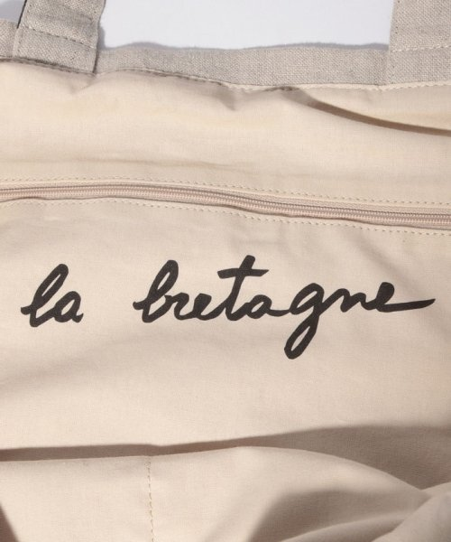 agnes b. Voyage(アニエスベー ボヤージュ)/MX01-01 Cote de France トートバッグ/N381VB15E19_img03