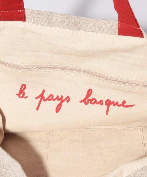agnes b. Voyage(アニエスベー ボヤージュ)/MX01-01 Cote de France トートバッグ/N381VB15E19_img08