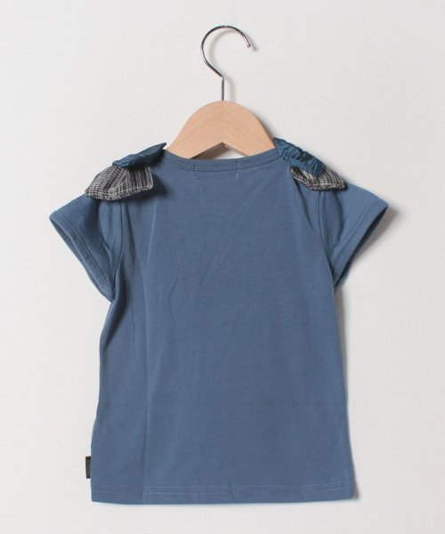Gemeaux(ジェモー)/肩リボンTシャツ/GA8383_img01